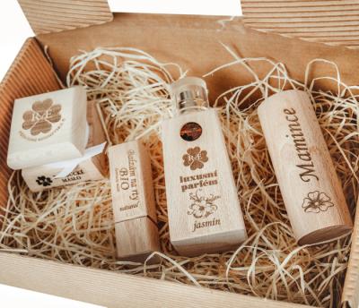 RaE přírodní kosmetika - Dámský dárkový balíček - Sestav si sám