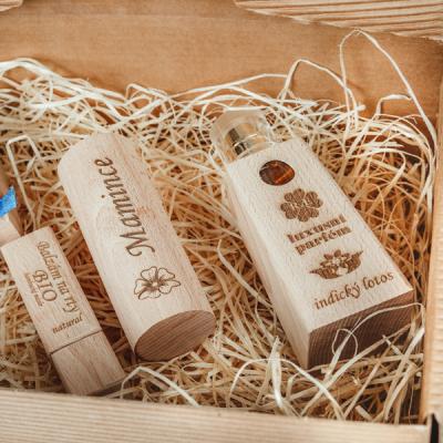 RaE přírodní kosmetika - Dámský dárkový balíček - Lotos - Malý  Klasický