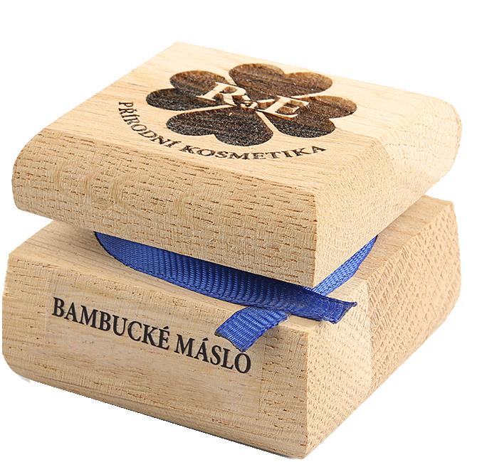 Bambucké tělové máslo - 50 ml - s vlastním motivem