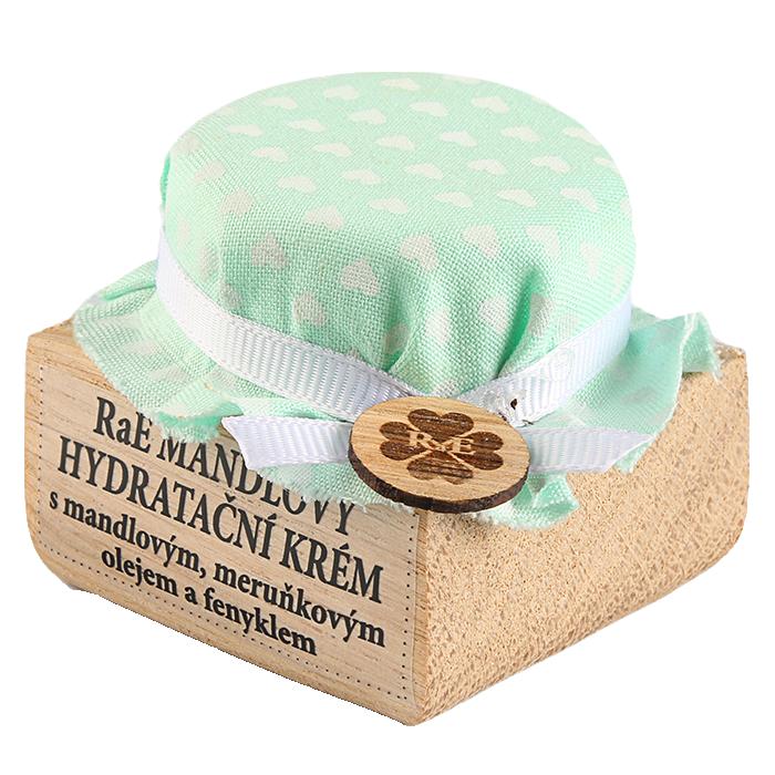 Hydratační krém s mandlovým, meruňkovým olejem a fenyklem - dub 30 ml