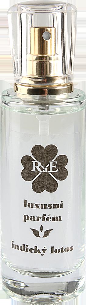 Luxusní tekutý parfém Indický Lotos - sklo 30 ml