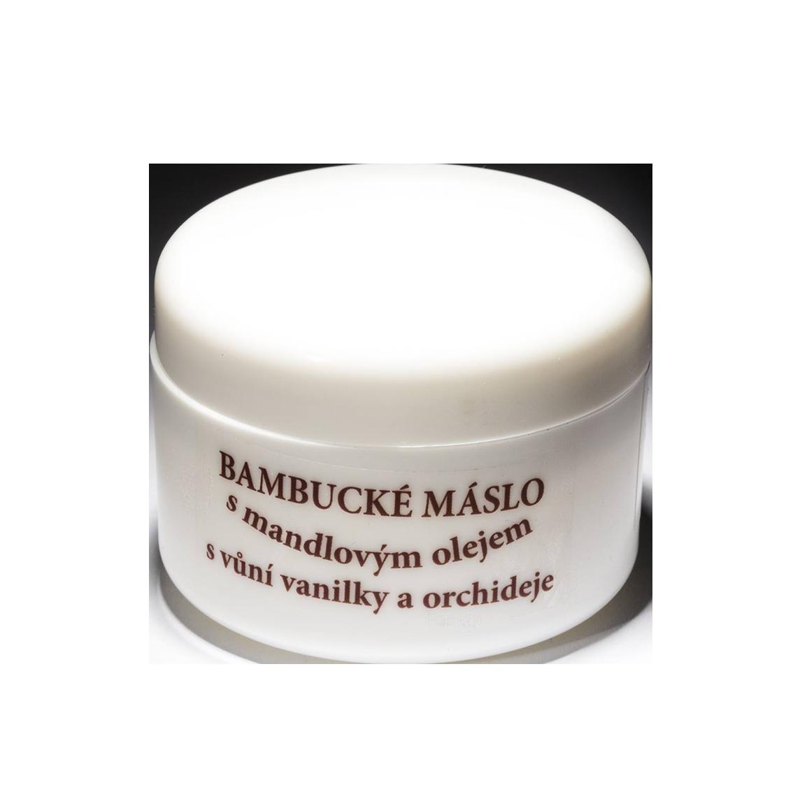 Bambucké tělové máslo 50 ml - náplň (dle výběru)
