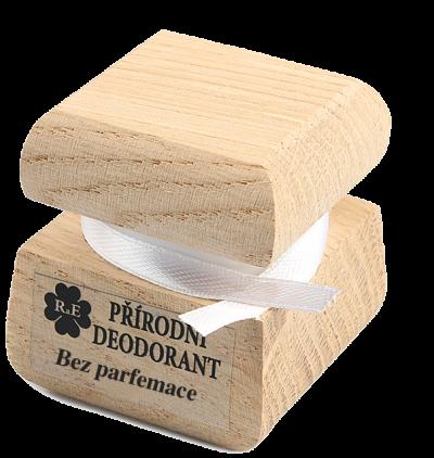 RaE přírodní kosmetika - Přírodní krémový deodorant bez parfemace  15 ml