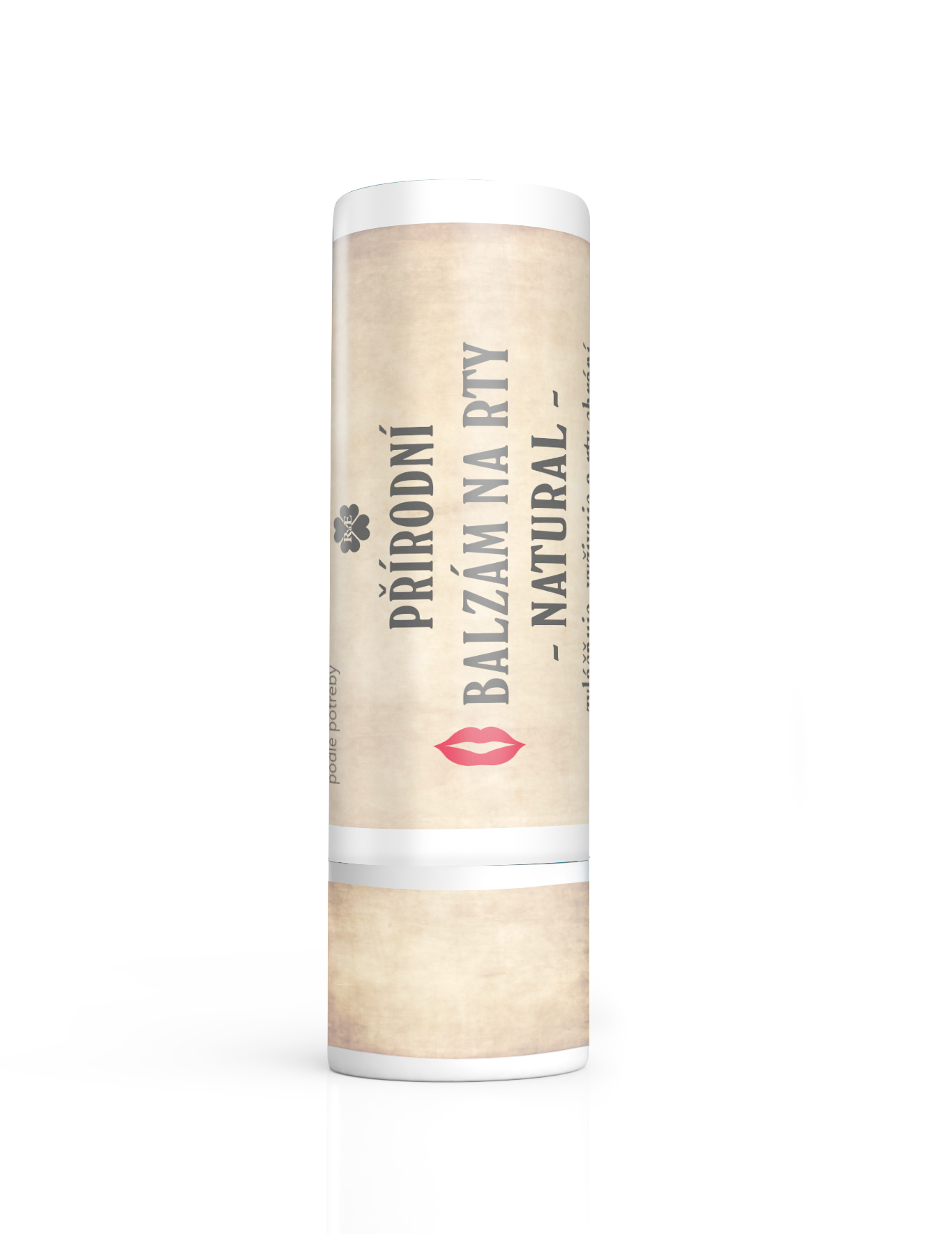 BIO balzám na rty natural 7,5 ml