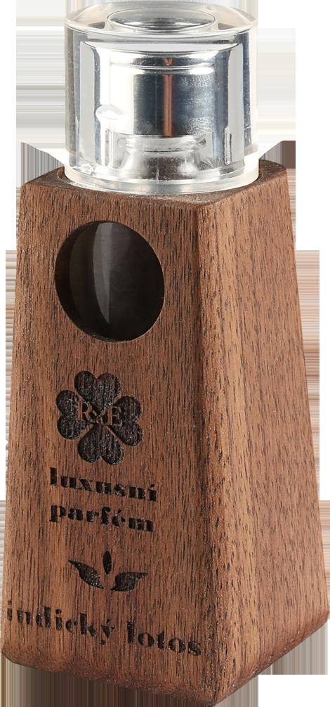 Luxusní tekutý parfém Indický Lotos - ořech 30 ml