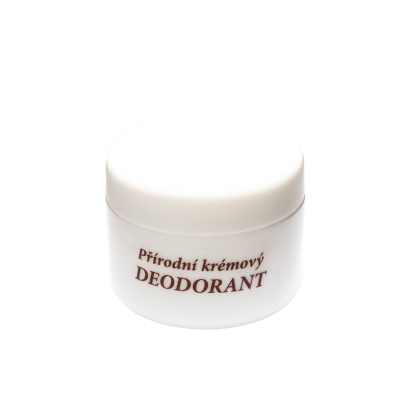RaE přírodní kosmetika - Přírodní krémový deodorant 15 ml - náplň (vůně dle výběru) 15 ml bez parfemace