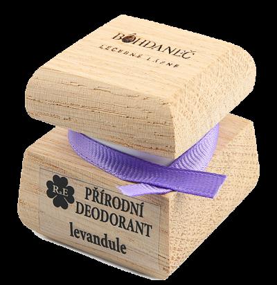 RaE přírodní kosmetika - Přírodní krémový deodorant - 15 ml - s vlastním motivem  jasmín
