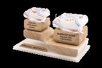 Barevná limitovaná edice - Bambucké tělové máslo 30 ml + Krémový deodorant 15 ml - Kašmír a Q10 II.