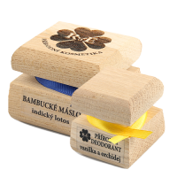 Bambucké máslo + deodorant