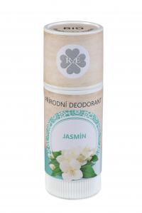 Přírodní deodorant BIO bambucké máslo s vůní jasmínu 25 ml