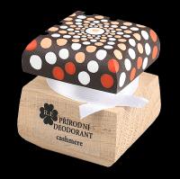 Přírodní krémový deodorant Cashmere s ručně malovaným víčkem - mandala 15 ml
