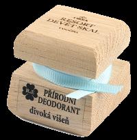 Přírodní krémový deodorant - 15 ml - s vlastním motivem