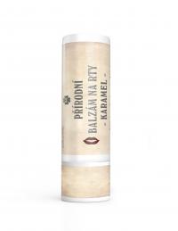 BIO balzám na rty s příchutí karamelu 7,5 ml