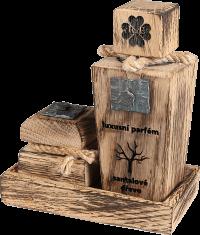 Luxusní limitovaná edice s vůní Santalového dřeva - Tekutý 20% parfém 30 ml + Krémový deodorant 15 ml
